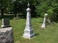 Image for Nathaniel Barnett Family - Stonebraker Cemetery - Alamo, IN