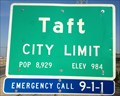 Image for Taft, CA - Highway 33 North
