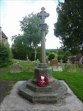 Image for Cross, St Lawrence, Lindridge, Worcestershire, England