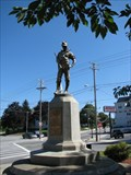 Image for Woonsocket Spanish American War Memorial - Woonsocket, Rhode Island