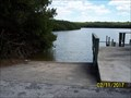 Image for Boat Ramp at West Lake in Everglades National Park, Florida USA