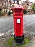 Image for Victorian Penfold Pillar Box - Farndon Road - Jericho - Oxford - Oxfordshire - UK