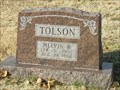 Image for Melvin B. Tolson - Summit View Cemetery - Guthrie, OK