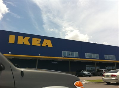 Ikea location in florida for Restaurant ikea miami