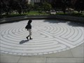 Image for Outdoor Labyrinth at Grace Cathedral