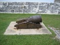 Image for Small Cannon - Ft Charlotte - Nassau, Bahamas