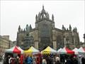 Image for St. Giles' Cathedral - Edinburgh, Scotland