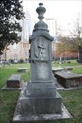 Image for LT Joseph Davidson Blake, CSN -- Old Settler's Cemetery, Charlotte NC