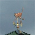 Image for Kitten Weather Vane