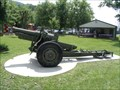 Image for Schneider model of 1918 155 mm Howitzer - Grogan Park, Gate City, Virginia