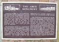 Image for Ames Monument Historical Plaque