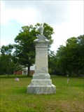 Image for Civil War Soldiers Monument - Hubbardston, MA