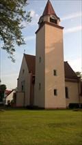 Image for Kostel sv. Antonína Paduánského - Ostrava-Kincicky, Czech republic