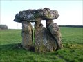Image for St Lythans Burial Chamber - CADW - Cardiff, Wales, Great Britain.