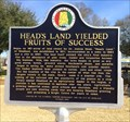 Image for Head's Land Yielded Fruits of Success - Headland, AL