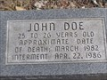 Image for John Doe - Rensselaer, IN, US