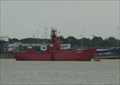 Image for Trinity House Lightvessel No. 20  - Nr Trinity Pier, Harwich, Essex
