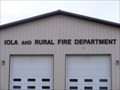 Image for Iola and Rural Fire Department - Iola, WI