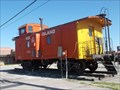 Image for Caboose ATSF 999245 (painted RI-17145)   - El Reno, OK