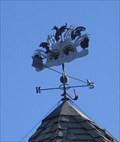 Image for Gazebo weathervane  -  Springville, CA