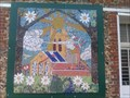 Image for St Edmundsbury Abbey Gardens Mosaic - Bury St Edmunds, Suffolk