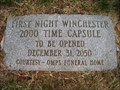 Image for First Night Winchester 2000 Time Capsule