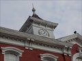 Image for Moore County Courthouse Clock - Lynchburg, TN