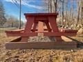 Image for Blackall Family Preserve Picnic Bench - Cumberland, Rhode Island