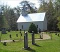 Image for CHURCH NEAR CADES COVE - Methodist Church, TN