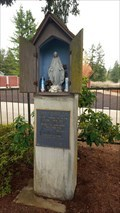 Image for Wayside Shrine at St. Anthonys Cemetery - Tigard, OR