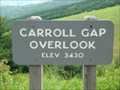 Image for Carroll Gap, Boone, North Carollina