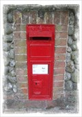 Image for Victorian Post Box - Sustead Lane, Sustead, Norfolk.