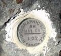 Image for Hydrographic Survey BM M11 09 102 Sooke Basin