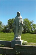 Image for Jesus of Nazareth - Sunrise Memorial Gardens - Wellsville, MO
