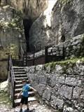 Image for Grotte inférieure des Échelles - Saint-Christophe, Savoie, France