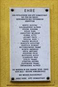 Image for Gedenktafel für Opfer des Nazi-Regimes der KPÖ - Wien, Austria