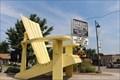 Image for Ginormous Muskoka Chair - Gravenhurst, Ontario