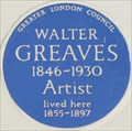 Image for Walter Greaves - Cheyne Walk, London, UK