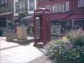 Image for Red Telephone Box in Saverne, France
