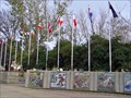 Image for Avenue of Flags - Cooma, New South Wales, Australia
