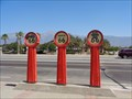 Image for Historic Route 66 - Petrolinia - Rancho Cucamonga, California, USA.