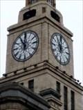Image for Custom House Clock—'The Bund', Shanghai, China