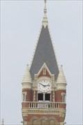 Image for HF1218 WICHITA FRIENDS UNIV CLK TWR -- Wichita KS