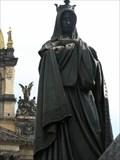 Image for Anežka Ceská - Václavské námestí, Praha, Ceská republika