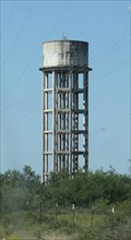 Image for Ranch Water Tank -- TX SH 131 south of Brackettville TX