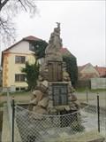 Image for Pomnik Obetem 1. a 2. svetove valky - Strelice, Czech Republic