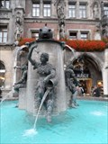Image for Fish Fountain - Munich, Germany