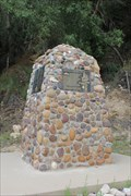 Image for DUP Historic Marker No. 485 Cairn -- Mt. Carmel UT