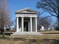 Image for John T. Milliken Mausoleum - Bellefontaine Cemetery - St. Louis, Missouri