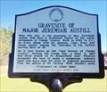 Image for Gravesite of Major Jeremiah Austill - Rockville, AL
